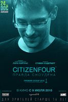 Citizenfour: Правда Сноудена (2014)